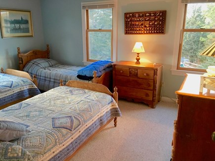 Orleans Cape Cod vacation rental - Bedroom #4 w/3 Twins