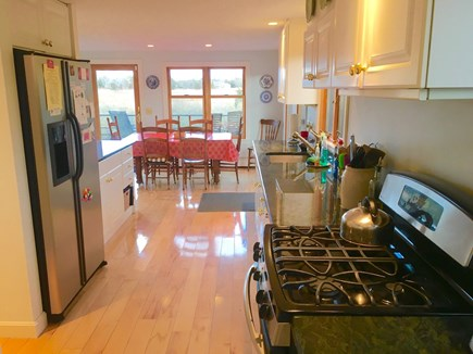 Orleans Cape Cod vacation rental - Kitchen/dining area