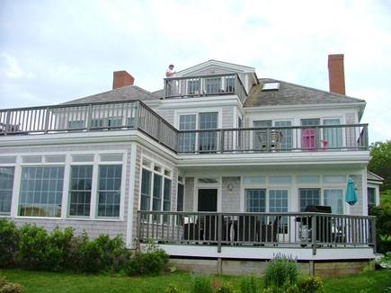 Brewster Cape Cod vacation rental - Windows on the Bayside