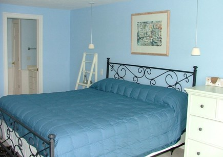Brewster Cape Cod vacation rental - Master Bedroom w/King