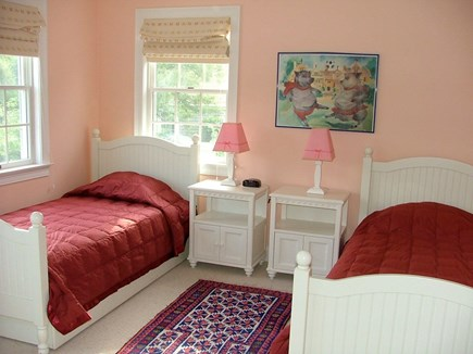 Brewster Cape Cod vacation rental - Bedroom #3 w/2 Twins