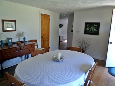 Orleans Cape Cod vacation rental - View toward Bath and Bedrooms