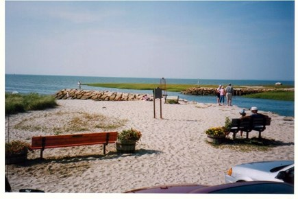 Orleans Cape Cod vacation rental - Beach at Rock Harbor just 3/10 mile away