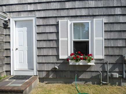 Orleans Cape Cod vacation rental - Side Entrance