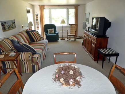 Orleans Cape Cod vacation rental - Spacious Living Room