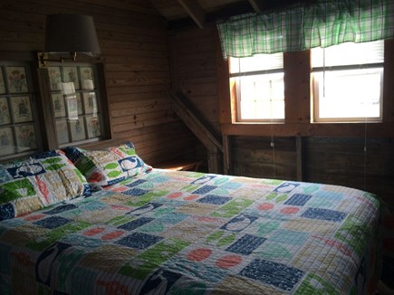 West Yarmouth Cape Cod vacation rental - Master Bedroom with queen bed