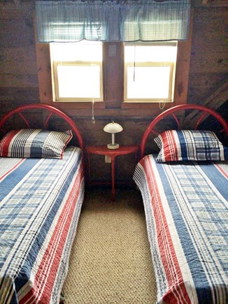 West Yarmouth Cape Cod vacation rental - Bedroom with 2 twins