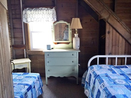 West Yarmouth Cape Cod vacation rental - Bedroom with 1 twin and 1 full bed