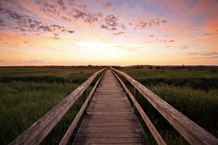 Pochet community, East Orleans Cape Cod vacation rental - Enjoy beautiful beach sunrises.