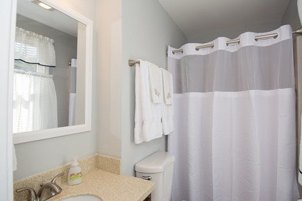 Centerville Centerville vacation rental - Master Bathroom. Shower. No tub.