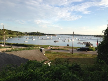 Pocasset Pocasset vacation rental - View of Hen Cove steps from house.