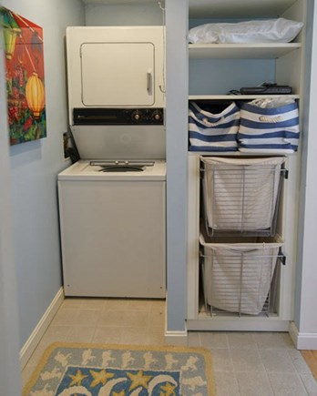 Hyannis Port Cape Cod vacation rental - Laundry