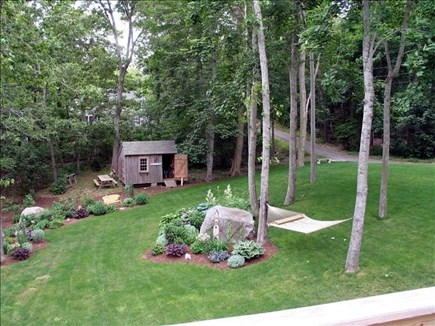 Orleans Cape Cod vacation rental - View of side yard