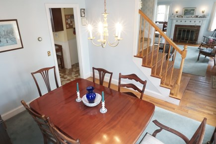 Bourne, Pocasset Cape Cod vacation rental - Dining Room