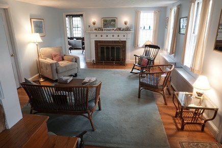 Bourne, Pocasset Cape Cod vacation rental - Living room