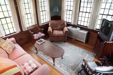 Bourne, Pocasset Cape Cod vacation rental - Den with television