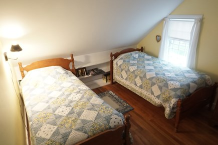 Bourne, Pocasset Cape Cod vacation rental - Bedroom with Twin Beds
