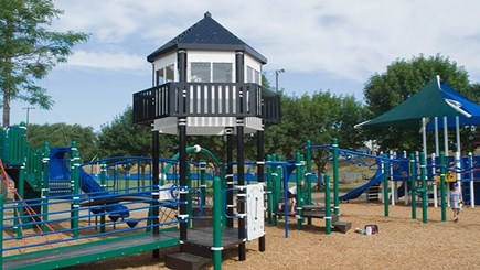 Chatham Cape Cod vacation rental - Less than 5 walk to awesome children's playground