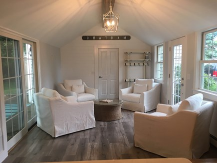 Chatham Cape Cod vacation rental - Sun room - view from kitchen