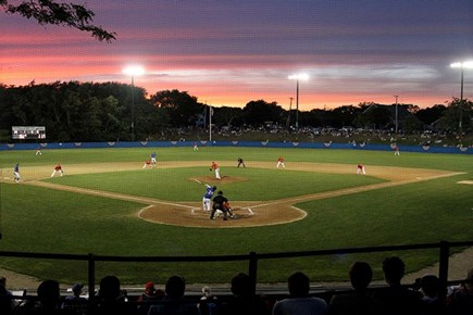 Chatham Cape Cod vacation rental - Less than a 5 minute walk to the Chatham Anglers game