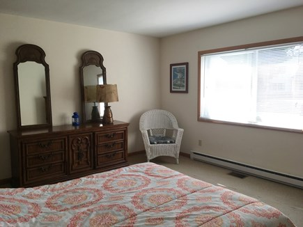 North Falmouth Cape Cod vacation rental - Master/1st Floor Bedroom