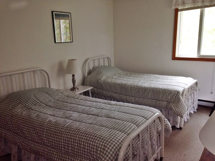 North Falmouth Cape Cod vacation rental - Bedroom 3-Twin Beds