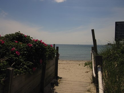 North Falmouth Cape Cod vacation rental - Wild Harbor Beach-Private Association Beach with Parking