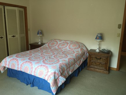 North Falmouth Cape Cod vacation rental - Master Bedroom-Queen Bed on 1st Floor