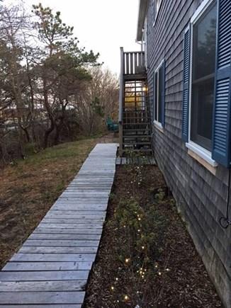 Provincetown Cape Cod vacation rental - Quiet side location