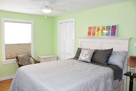 Provincetown Cape Cod vacation rental - Bedroom Two with direct outdoor access
