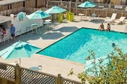Provincetown Cape Cod vacation rental - Welcoming pool next door