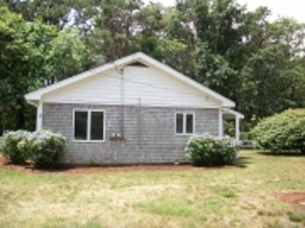 Dennis Cape Cod vacation rental - Big side yard for games and outdoor fun