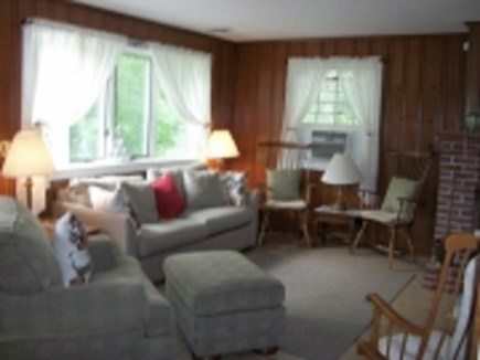 Dennis Cape Cod vacation rental - Comfortable living room with new furniture