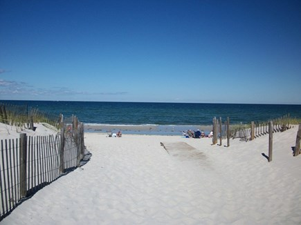 Dennis Cape Cod vacation rental - Glorious Bayview Beach is just a block away!