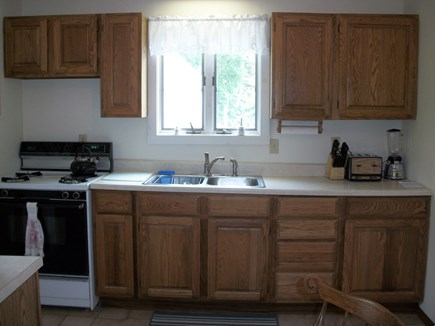 Dennis Cape Cod vacation rental - Clean and fully equipped eat in kitchen