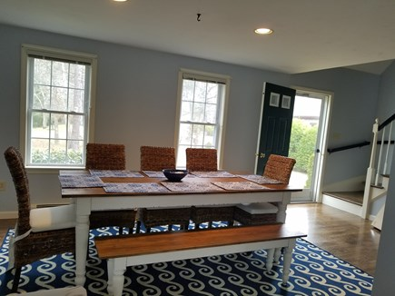 Dennis Village, North of 6A Cape Cod vacation rental - Dining room/Front Entry