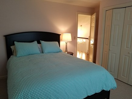 Dennis Village, North of 6A Cape Cod vacation rental - Upstairs Queen Room #1
