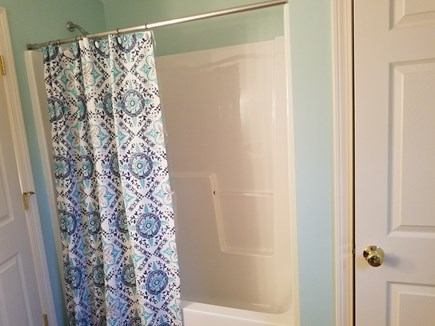 Dennis Village, North of 6A Cape Cod vacation rental - Upstairs Bathroom