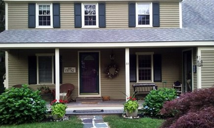 South Yarmouth Cape Cod vacation rental - Guest entry to beautiful One Bedroom Suite