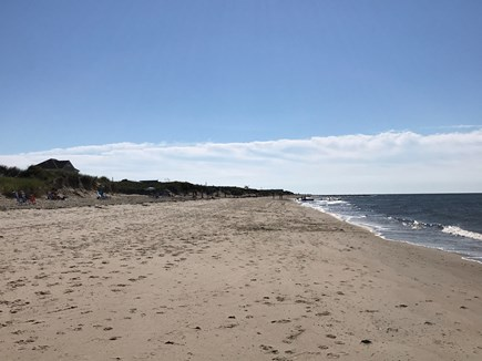 West Dennis Cape Cod vacation rental - Trotting Park Beach 1/2 mile, West Dennis public beach 3/4 mile