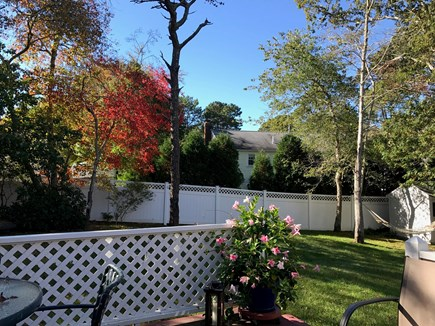 West Dennis Cape Cod vacation rental - Quiet and peaceful...!