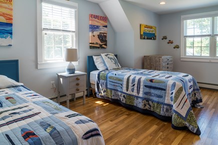 Chatham Cape Cod vacation rental - Upstairs kids bedroom - Surf's Up!