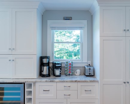 Chatham Cape Cod vacation rental - Coffee & breakfast bar