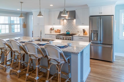 Chatham Cape Cod vacation rental - Kitchen with seating for 4