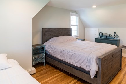 Chatham Cape Cod vacation rental - Upstairs bedroom with queen & twin bed