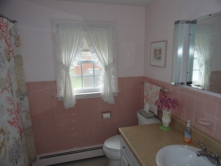 South Yarmouth Cape Cod vacation rental - Full bath with shower and tub
