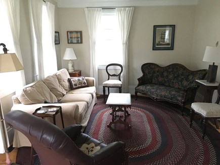 Harwich Port Cape Cod vacation rental - Living room