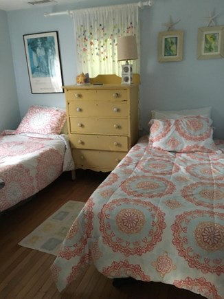 Dennis Cape Cod vacation rental - Bedroom 3 with 2 twin