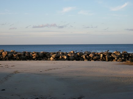 Dennis Cape Cod vacation rental - Beautiful Corporation Beach is just 1/2 mile away
