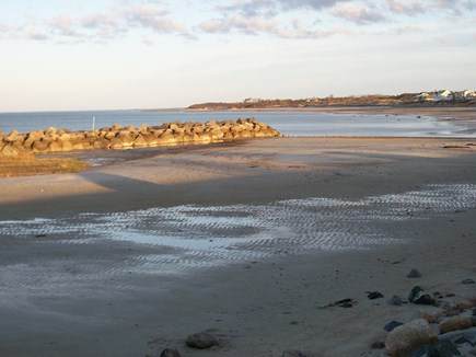 Dennis Cape Cod vacation rental - Low tide at Corporation